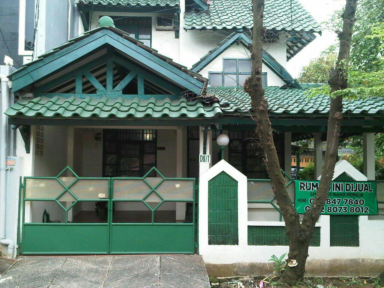 Rumah di Komplek Jati Bening Estate