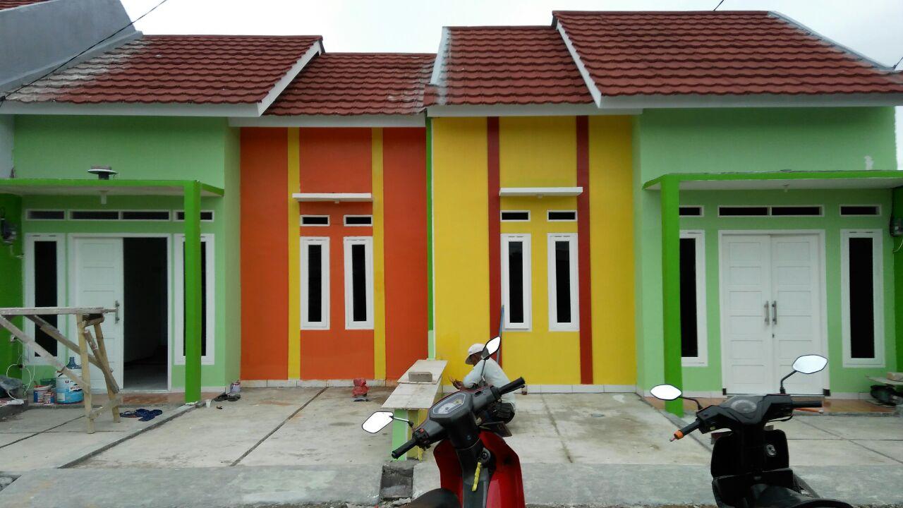 Rumah Murah Strategis DP Dicicil Dekat Stasiun dan Tol Poris Tangerang