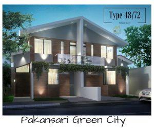 Pakansari Green City