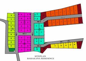 barakana - siteplan