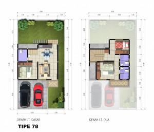 royalsakinah - siteplan-78